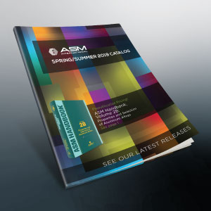 ASM Reference Publications Catalog